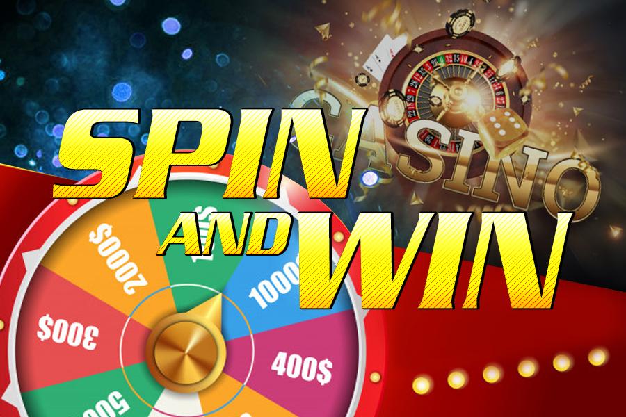 แนะนำเกมSpin And Win